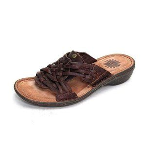 NWOB UGG keala sandals slides shoes 6